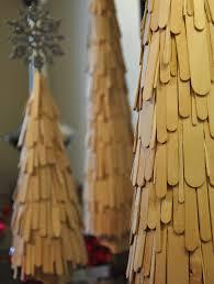 diy elegant craft stick trees living with punks