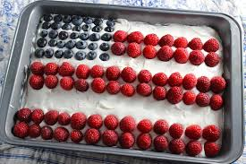 How Many Stripes Are On The Us Flag American Flag Cake Recipe For Patriotic Holidays