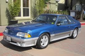 Black Fox Mustang Z Car Blog Mustang