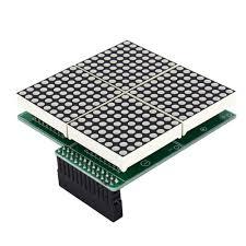 latest electronic gadgets discount sainsmart 4 led display dot matrix 16 16 module for