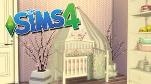 Tips On Getting Baby To Sleep In Crib by How To Get Functioning Cribs In The Sims 4 Crib Mod Youtube