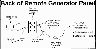 firstrate onan generator wire diagram