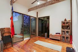 Home Yoga Room by Uptown Home With Backyard Yoga Studio Gets A 56k Price Chop
