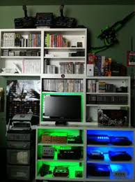 Best Gaming Rooms - 47 epic video game room decoration ideas for 2017 living rooms