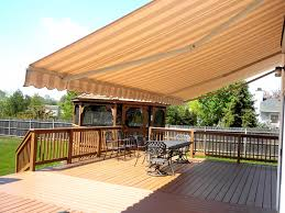 Awnings South Jersey Retractable Awnings Majestic Awning