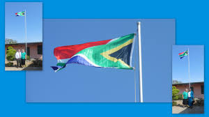 The New South African Flag Larry And Melanie U0027s Mission To South Africa Botswana Namibia