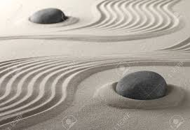 zen garden japanese culture symbol for purity relaxation and
