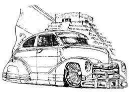 coloring pages of lowrider cars picture of lowrider cars coloring pages picture of lowrider cars