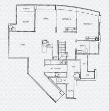 D3 Js Floor Plan Floor Plans For Clover By The Park Condo Srx Property