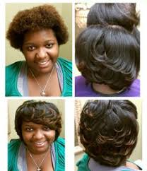 short pressed hairstyles ultimate fhi flat iron reviews comparison 4c hair natural and