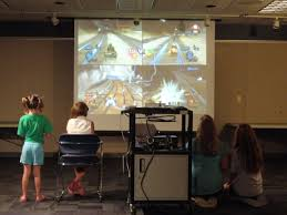 kids can join our new video game club mentor public library
