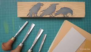Pfeil Wood Carving Tools Uk by My Go To Lino Carving Tools Musings From The Studio