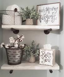 bathroom shelf ideas best 25 bathroom shelves ideas on powder room decor for