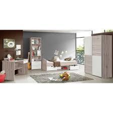 chambre enfant complet lupo chambre enfant complète style classique décor chêne cendré et