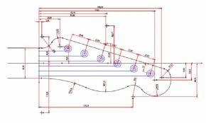 printable guitar template pdf page 2 telecaster guitar forum