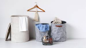 organizer antique laundry baskets they never go out of style