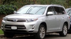2015 Highlander Release Date 2015 Toyota Highlander Hybrid Youtube