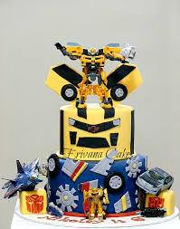 transformers cake decorations an awesome bumblebee transformer cake for my grandson david