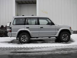 mitsubishi pajero 2004 castaldo 1997 mitsubishi pajero specs photos modification info
