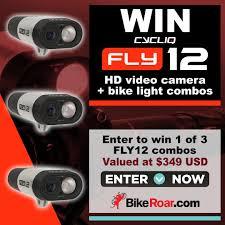 fly bike light camera bikeroar win a fly12 hd video camera bike light combos 3
