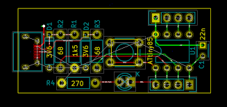 creating a pcb in everything kicad part 2 hackaday