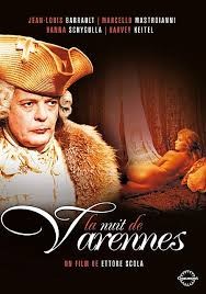 The Night of Varennes (1982) La nuit de Varennes