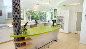 Kitchen Countertop Tile 30 Penny Tile Designs That Look Like A Million Bucks