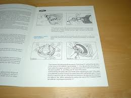 ford fiesta mk1 xr2 supplement to owners handbook 1976 1983