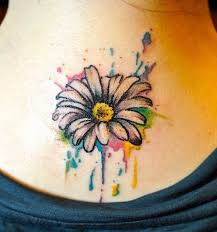 image result for daisy tattoo mine pinterest