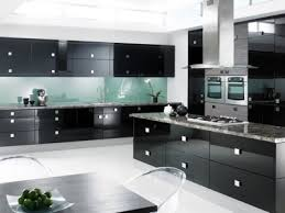 kitchen ideas with black cabinets 23 beautiful kitchen designs with black cabinets black kitchen