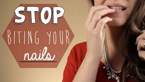 5 ways to stop biting your nails youtube