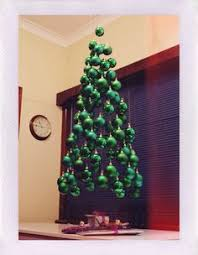 tree made out of ornaments rainforest islands ferry