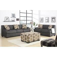 Modern Black Living Room Sets AllModern - Living room sets