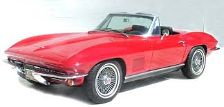what is the year of the corvette the years