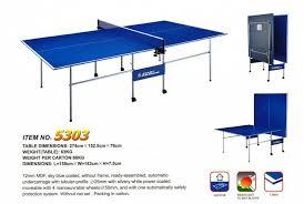 Table Tennis Dimensions Table Tennis Indoor All Care Uae Dubai Stores U003e Sports Ware