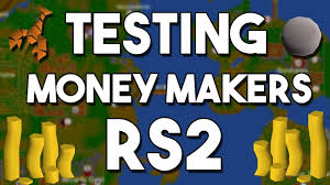 testing money making methods from rs2 2005 2 oldschool