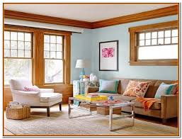 natural wood trim pale blue walls for the home pinterest