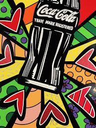 Coca Cola Suite By Romero Britto Art Supermarket Artsy