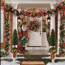 Outdoor Christmas Decoration by Christmas Outdoor Window Decoration Ideas Designcorner