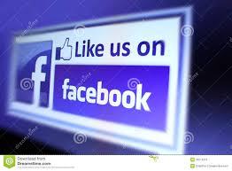 facebook icon facebook icon set vector editorial photography image 58794752