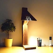 eclairage led bureau eclairage bureau led le de bureau design luxe en bois massif