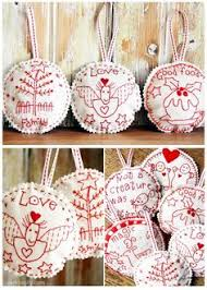 embroidered ornament festival collections