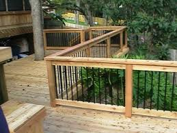 aluminum deck railing spindles u2014 new decoration