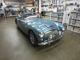 1965 austin healey mk3000 bj8 by paul u0027s custom interiors auto