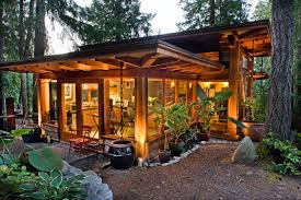 natural building materials in such a zen setting i would love