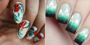 30 festive christmas nail art ideas easy designs for holiday nails