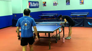 maryland table tennis center heather wang vs reginald sotero maryland table tennis center youtube