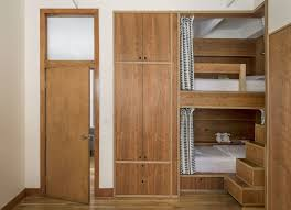 this chic kids u0027 room remodel makes clever use of closet space