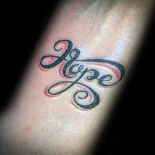 40 tattoos for four letter word design ideas