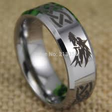 wolf wedding rings wedding rings picture more detailed picture about free shipping